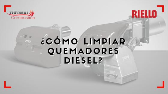 Quemadores diesel